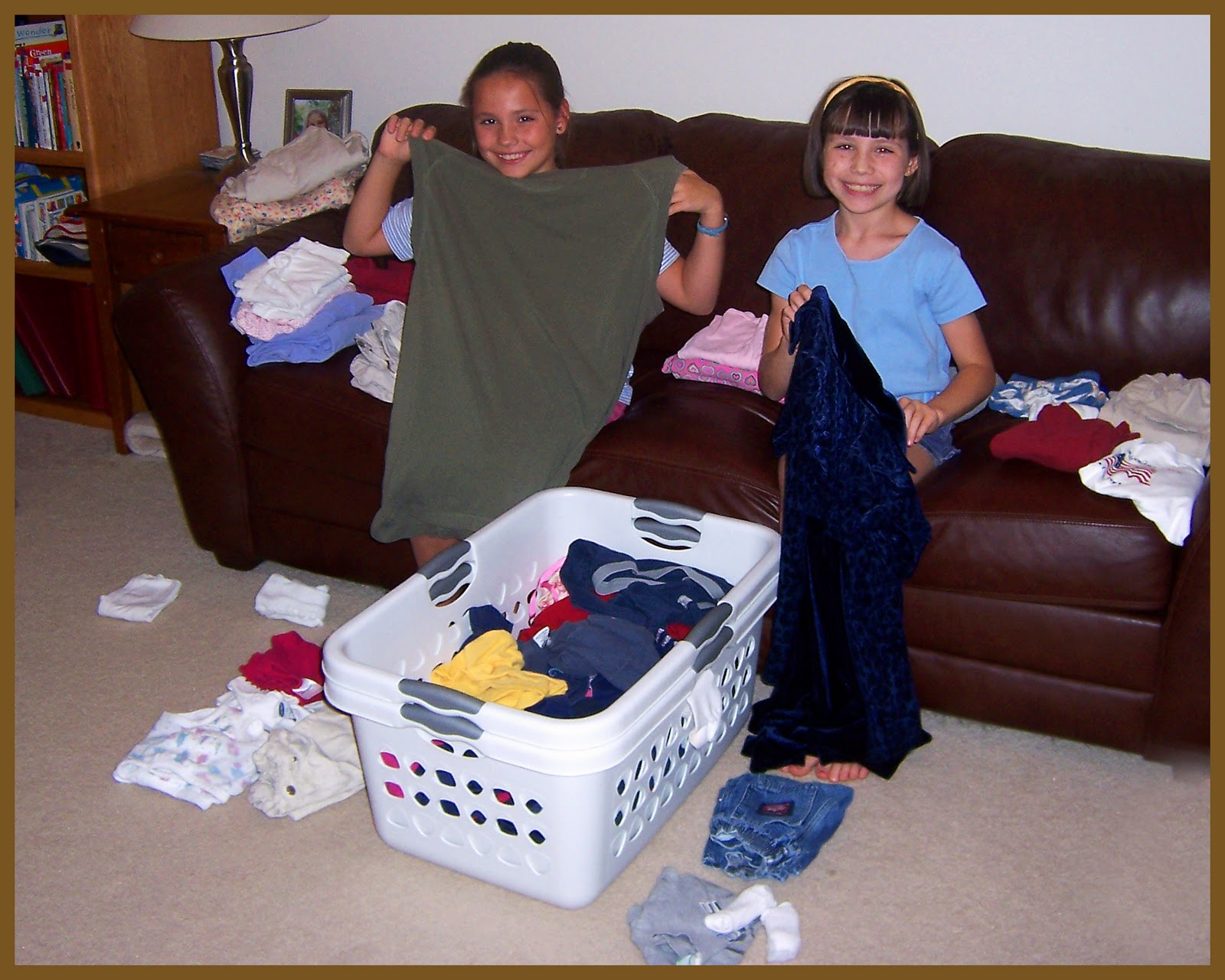 Large families on purpose large family laundry strategies for Large family laundry