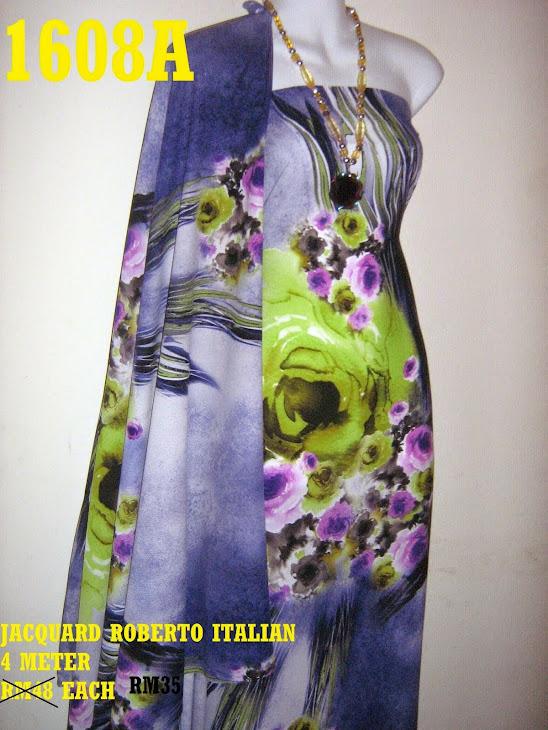 1608A: JACQUARD ROBERTO ITALIAN, 4 METER