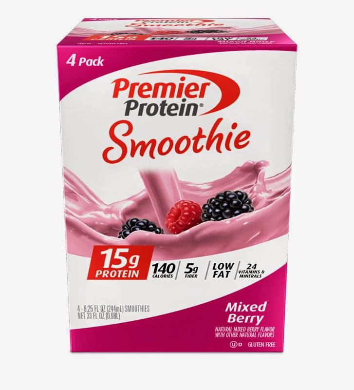 Premier Protein Smoothie