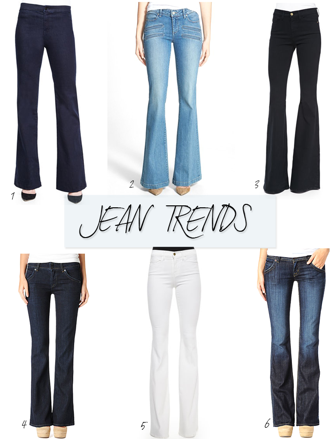 Boot-cut-jeans-denim-trends