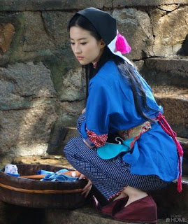 beautiful liu yifei photo 05
