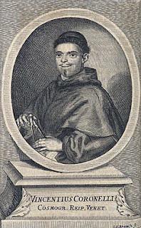 Vincenzo Coronelli portrait engraving 03
