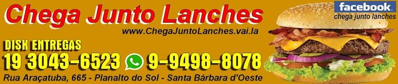 Chega Junto Lanches