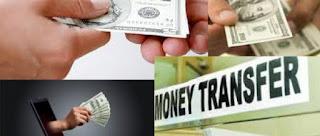 Layanan Kirim Uang antaREFILL.com