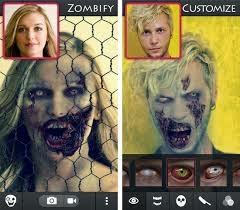 zombie booth2 لتحويل الصور الى زومبى