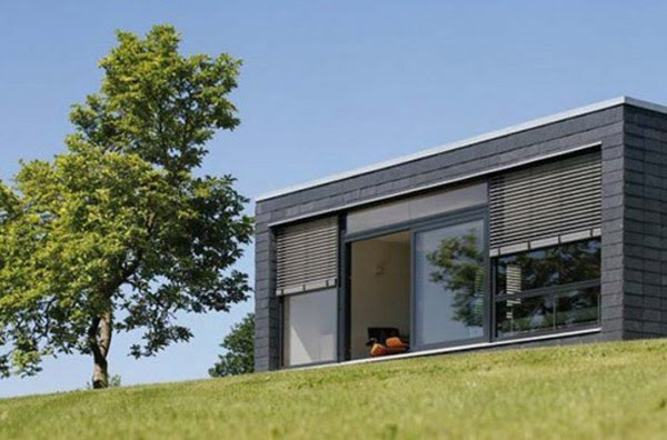 korean home style Houses Germany Design Architecture House