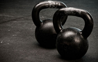 Style Athletics Black Kettle BElls