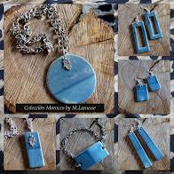 Pequeñas Joyas Colección Morocco Azul