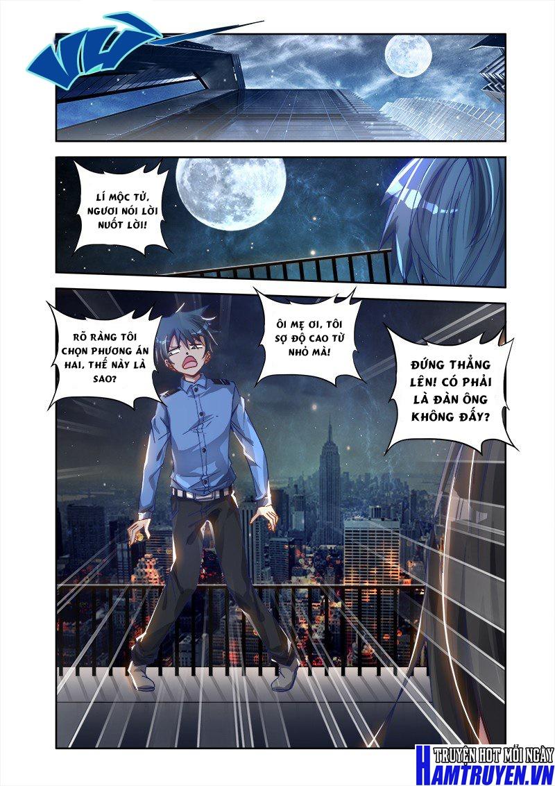 Song Tu Đạo Lữ Của Tôi trang 6