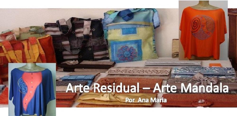 Arte Residual - Arte Mandala
