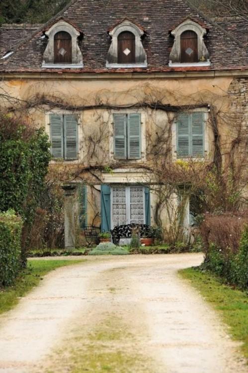 Pasamos unos d as en la provenza francesa decoraci n retro - Casas en la provenza ...