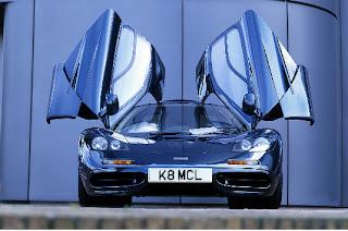 McLaren F1 - 20 years on
