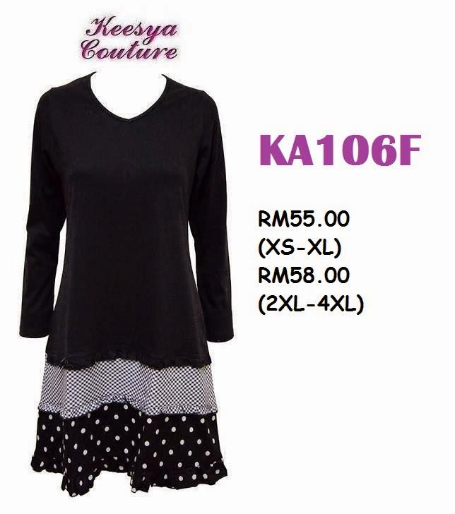 T-shirt-Muslimah-Keesya-KA106F