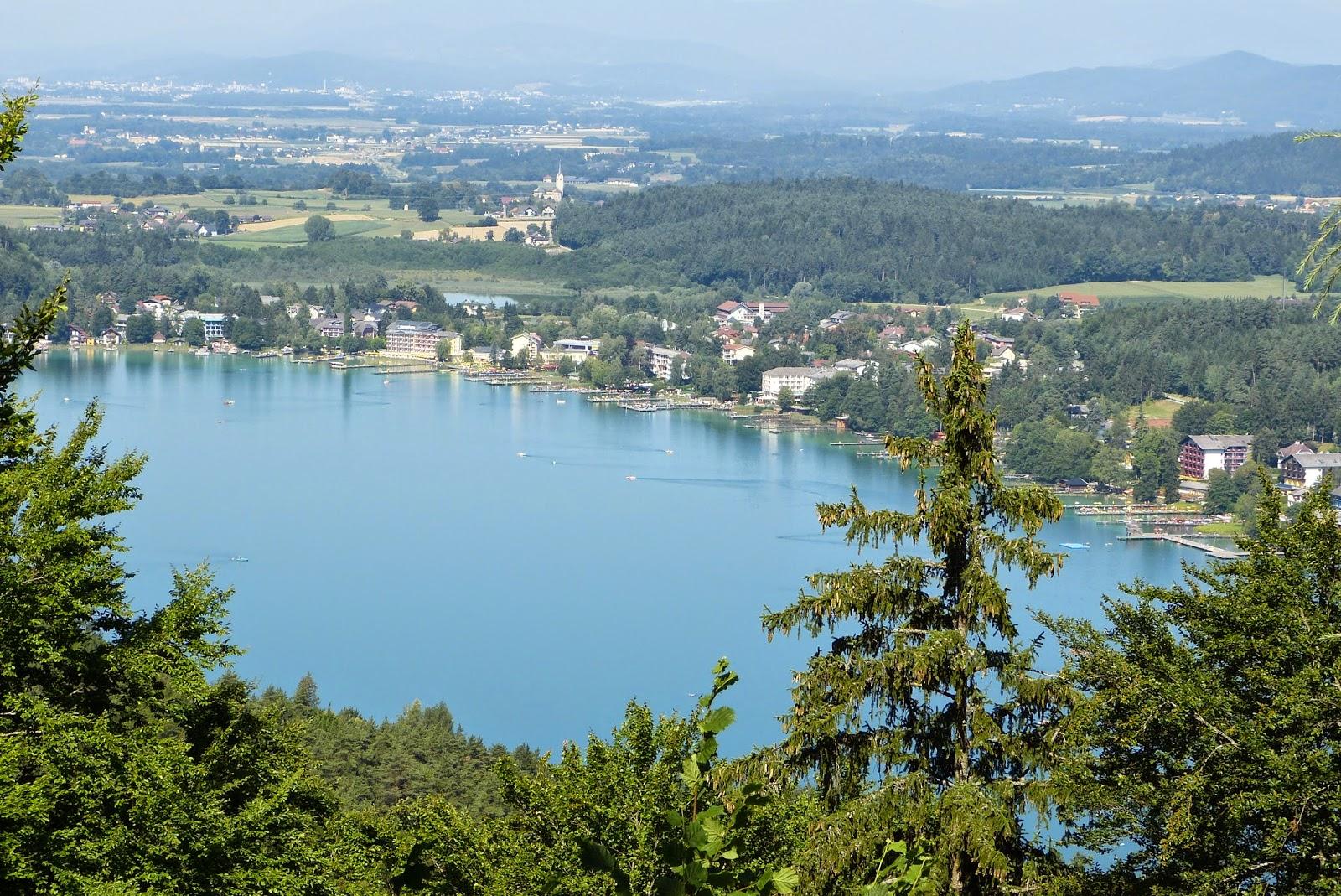 أجمل بحيرات النمسا