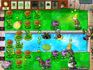 Download Plants vs Zombie Terbaru Full Versions