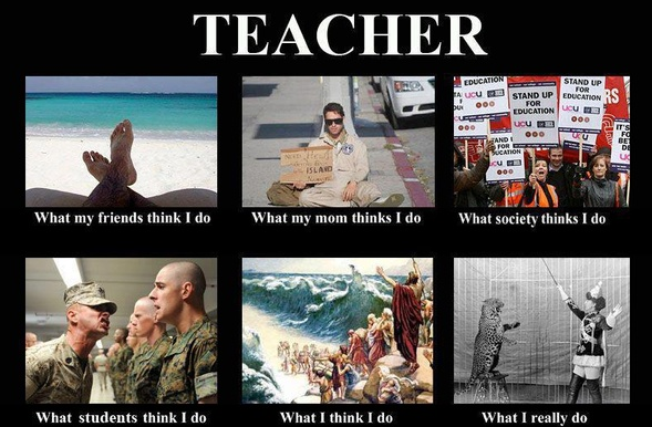 Glances and Chances: Tired Teacher: Some things I will NOT miss ...