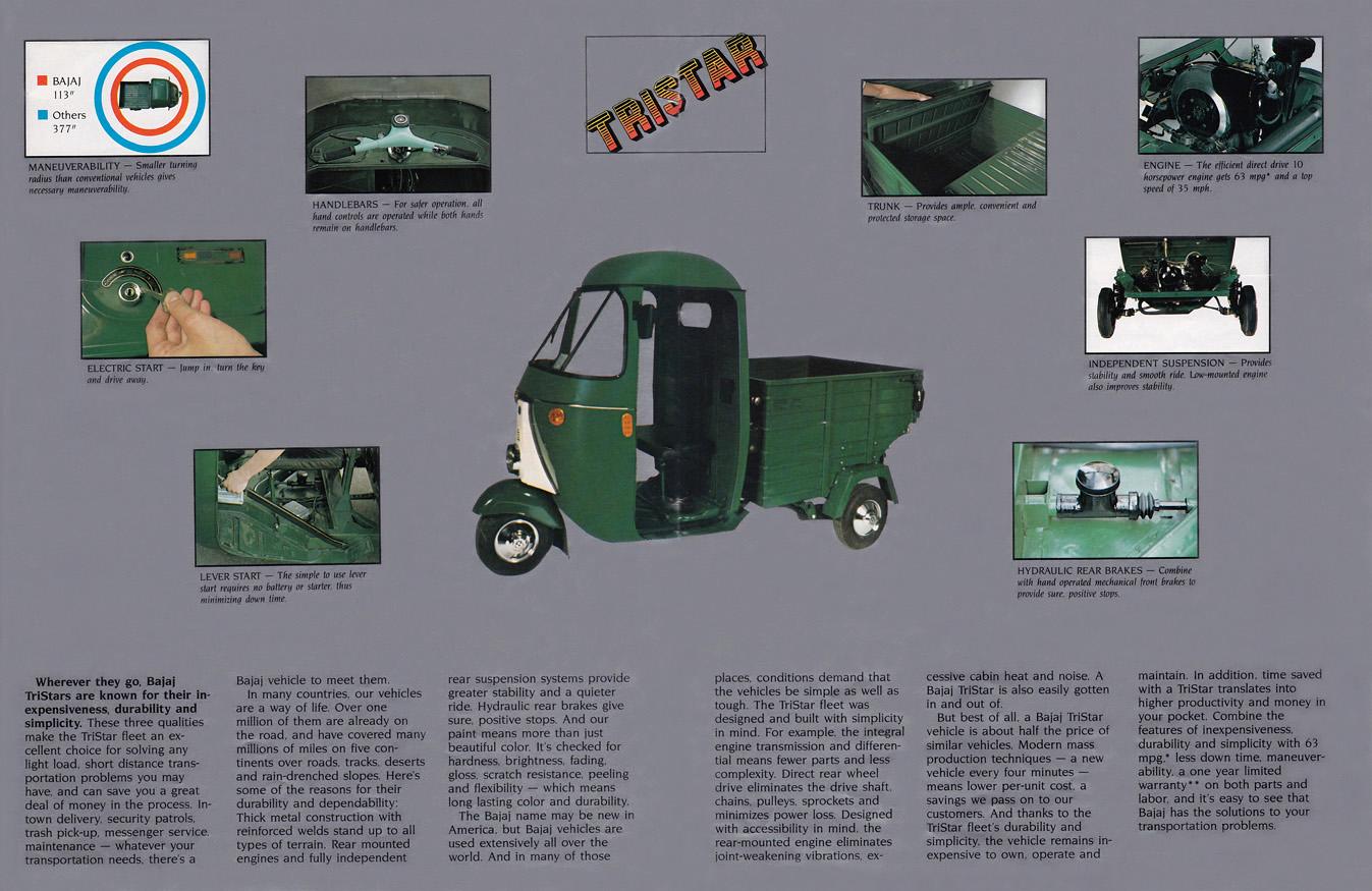 bz s bmw isetta 300 s bajaj tristar brochure rh bzisettas blogspot com bajaj three wheeler service manual.pdf Bajaj New Three Wheelers
