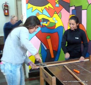 Comenzó la segunda etapa de la obra de remodelación del Centro Cultural Municipal de Necochea