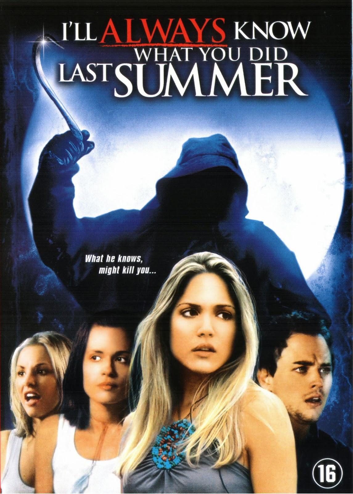 Siempre sabré lo que hicieron el verano pasado (2006)