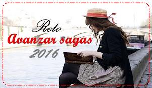 ¡Apúntate al reto Avanzar sagas 2016!