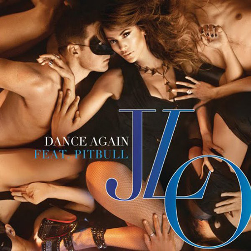 Jennifer Lopez - Dance again | Single art