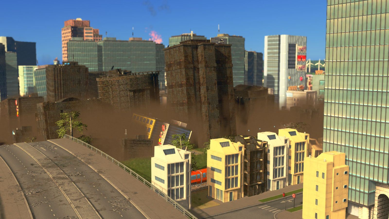 Cities: Skylines – Natural Disasters Multilenguaje [Mega]
