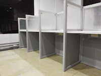 furniture kantor semarang - Cubicle Table 04