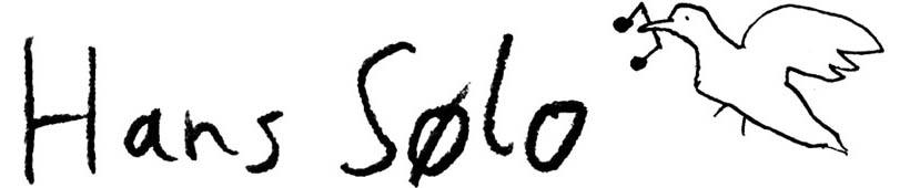 Hans Sølo's Blog