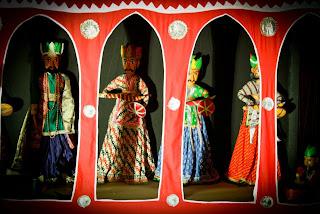 Exposição Índia!_Teatro de Marionetes