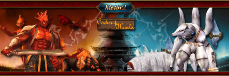 Coduri Metin2 RO