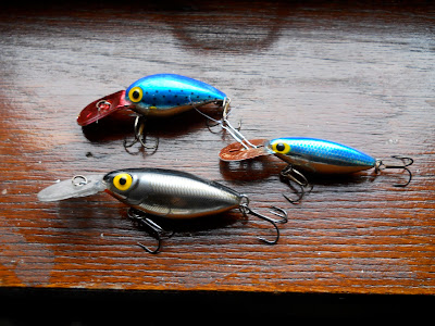 three storm lures