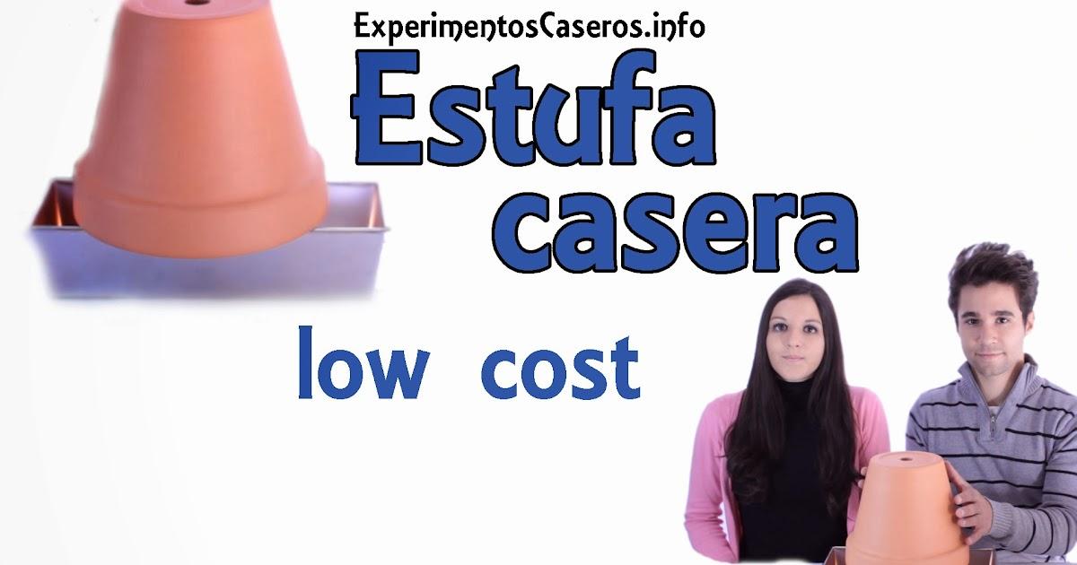 experimentos caseros: calefacción casera barata - calienta tu casa