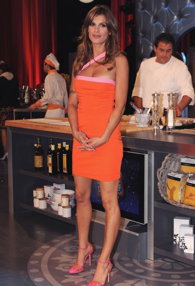 Elisabetta canalis is a tangerine dream on an italian cooking show elisabettacanalislatestpictures4 voltagebd Gallery