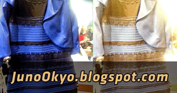 Màu sắc thật sự của chiếc váy gây tranh cãi!