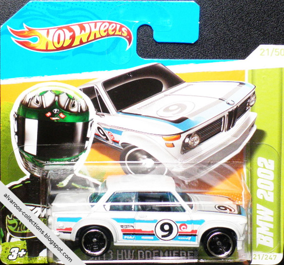 HotWheels collection 2012 - BMW 2002