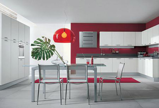 Kitchen home design decoraci n cocinas color gris for Elemento de cocina gris