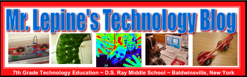 Mr. Lepine's Technology Blog