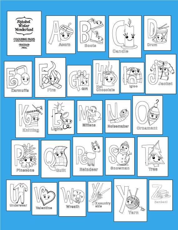 Learn And Grow Designs Website Merry And Bright Holiday Giveaway Merry Letters Coloring Pages