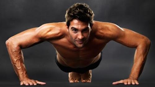 5 razões para fazer flexões de braços todos os dias