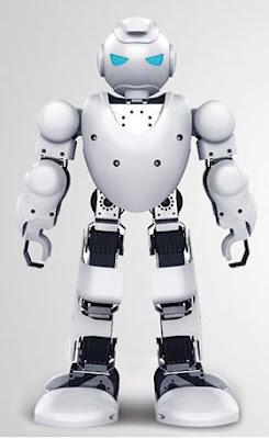 Alpha 1S El robot humanoide PRIMERA