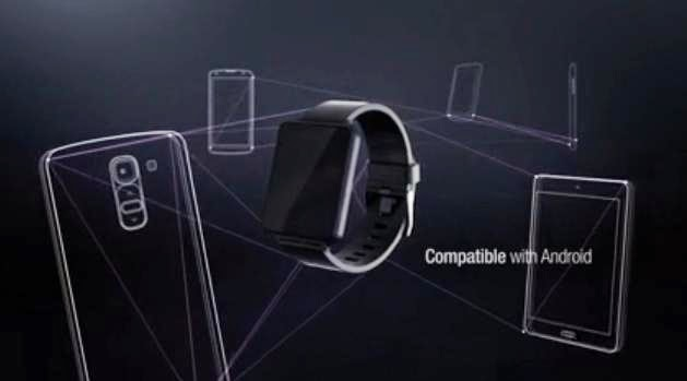 LG Uploads G Watch Promotional Video
