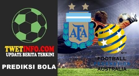 Prediksi Argentina U17 vs Australia U17
