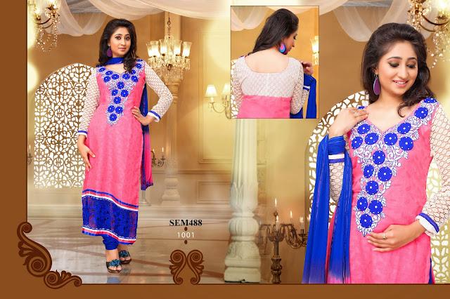 New Arrival Designer Cotton Long Salwar Kameez
