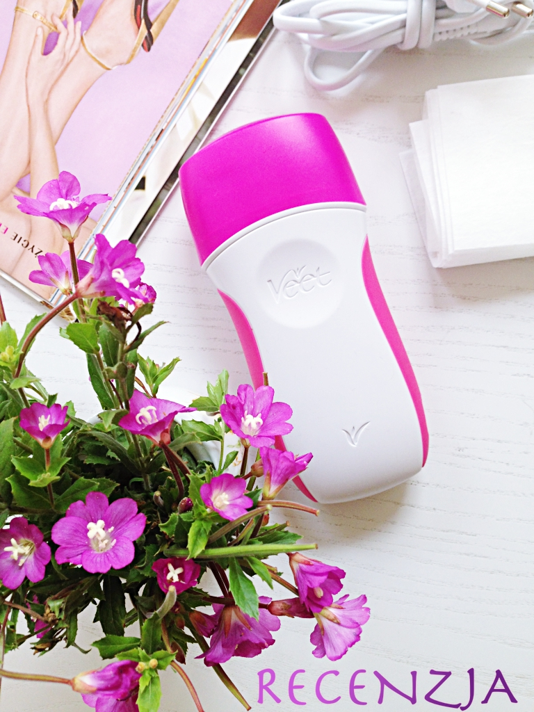 Elektryczny System Do Depilacji Ciepłym Woskiem Veet® Easywax™ / Recenzja