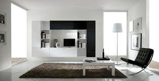 Salas de estilo minimalista colores en casa for Soggiorno living