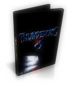 Thunder Cats Series on Um Reboot Da Serie Classica Dos Anos 80 Dos Thundercats Aqui A