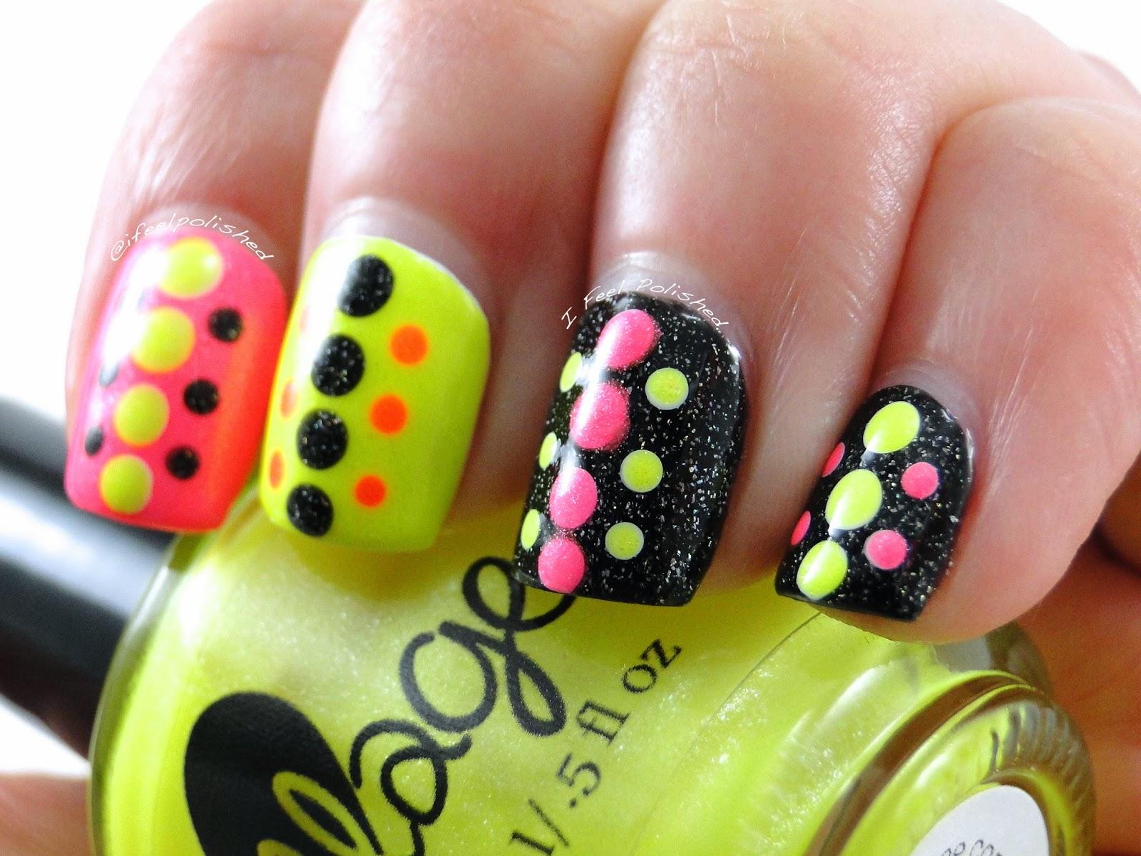Neon Nail Polish