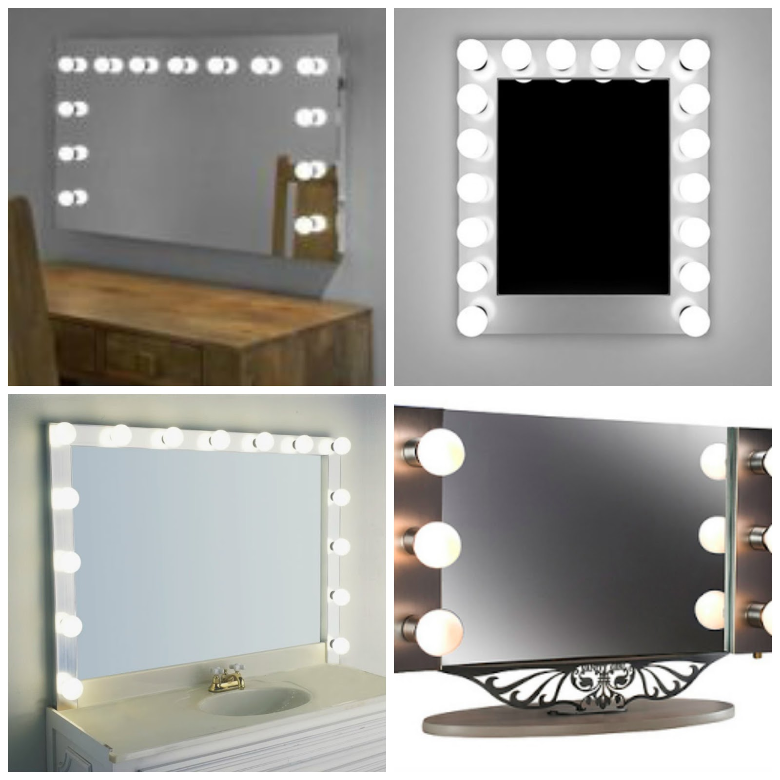 Vanity Mirror With Lights Dressing Room : Ashly Rae Beauty, Lifestyle, Health, Fitspo and inspiration: Home Decor Dressing Table Ideas ...