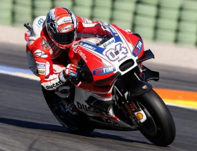 Dovi Klaim Ducati Cocok dengan Michelin, Padahal?