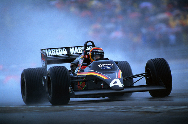 No Tunel do Tempo – Stefan Bellof